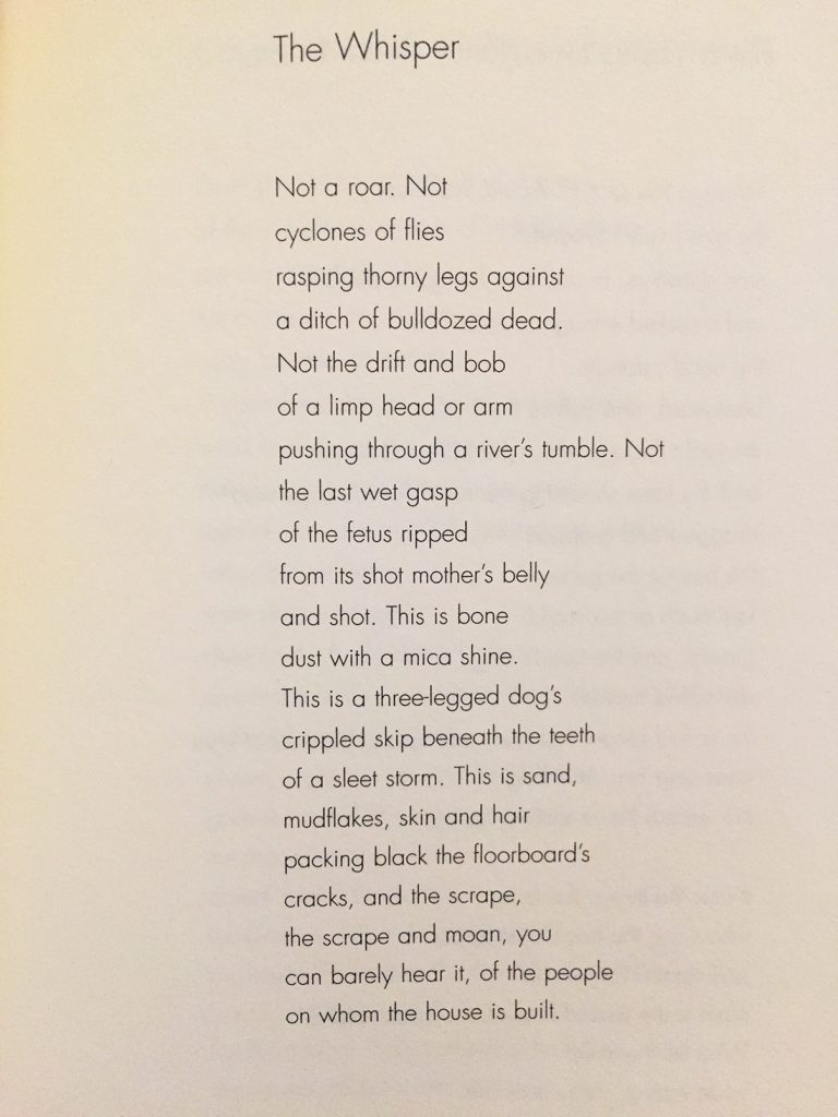 Against Which Ross Gay Poem