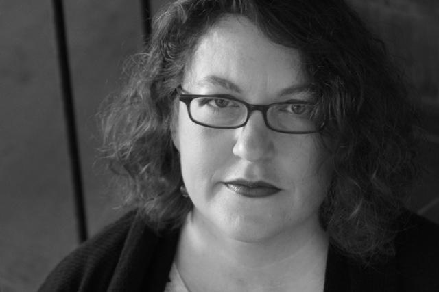 Black and White Photo of Cati Porter