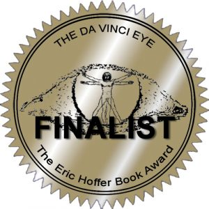 Named a Finalist for the Da Vinci Eye, recognizing excellence in book design (2021)!