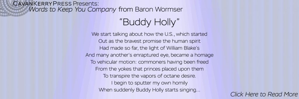 Buddy Holly, by Baron Wormser